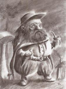 Gnomo Gaúcho - Gaucho Gnome
