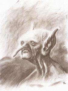 Elderly Goblin (Goblin Ancião)
