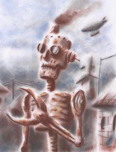 Rusty Robot 2021