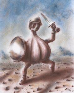 Garlic Man (A True Story)