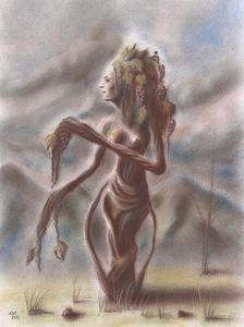 Grapevine Woman (A True Story)
