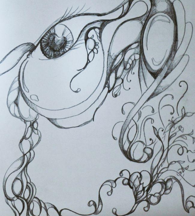 Swirls - AmarisMorn Art