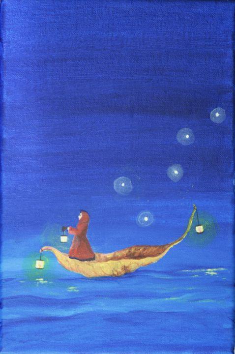 Journey - AmarisMorn Art