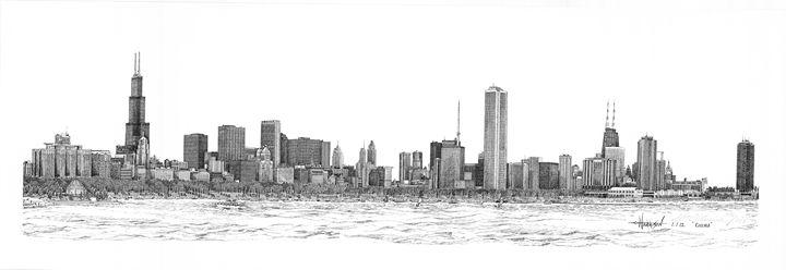 Chicago, IL - William C Harrison