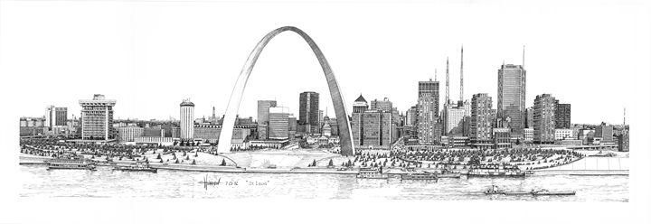 St. Louis, MO - William C Harrison