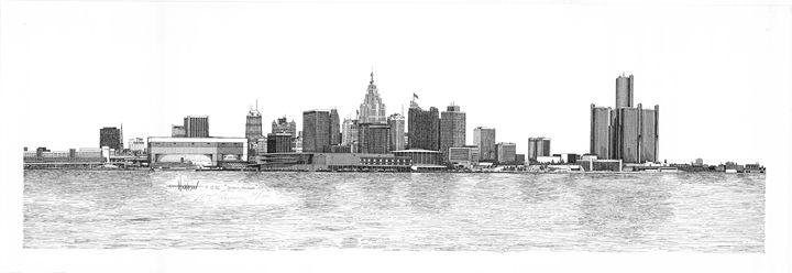 Detroit, MI - William C Harrison