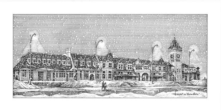 Union Station - William C Harrison
