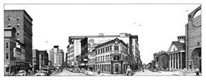 Haystack Building-Congress St, ME