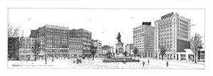 Monument Square, Portland ME