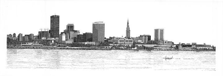 Cleveland OH - William C Harrison