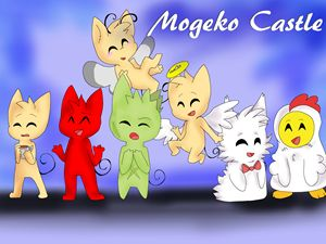 Seven Special Mogekos