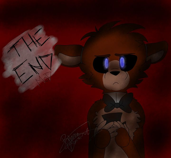 """""""The End"""" - Ghastly's Gallery"""