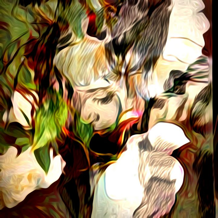 Wild roses/ Thoughts from myself - Pagriellart