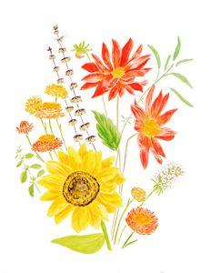 Lydia's Bouquet