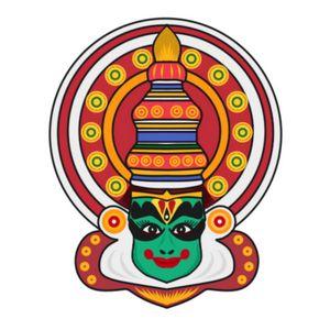 Indian Kathakali