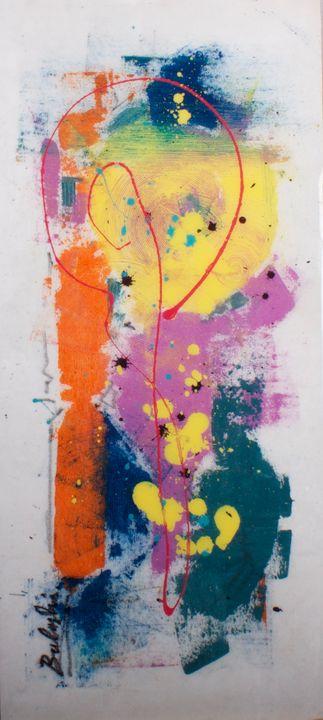 The Fans of Love 12 - Bulushi Fine Art