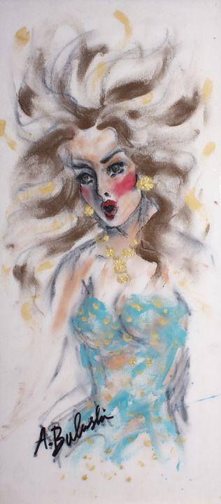 The Shock 4 - Bulushi Fine Art