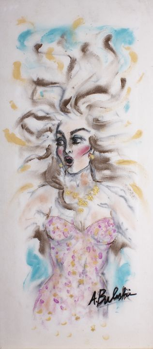 The Shock 3 - Bulushi Fine Art