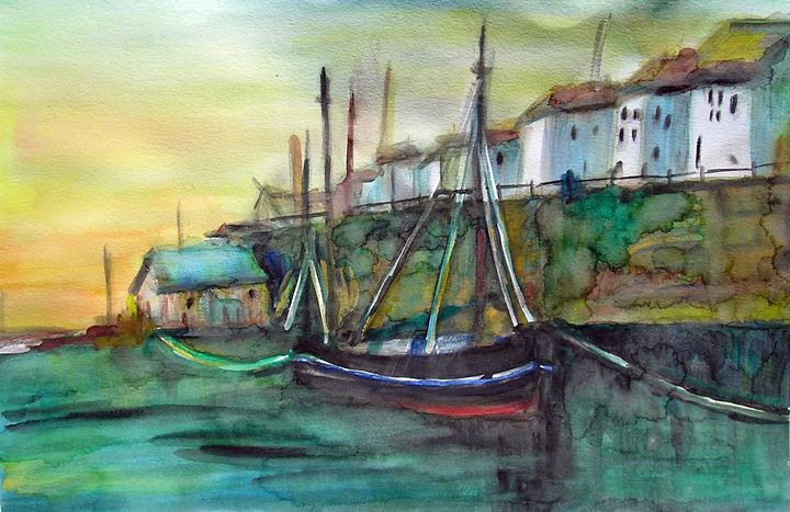 Boat - Barbara J Meacham