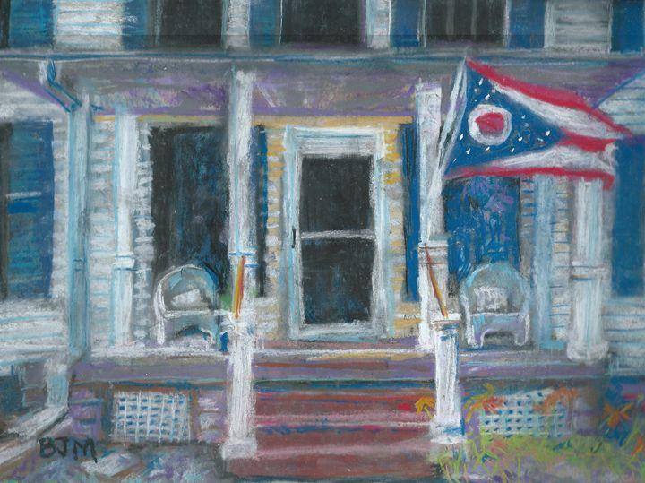 Rob Meacham's Front Porch - Barbara J Meacham