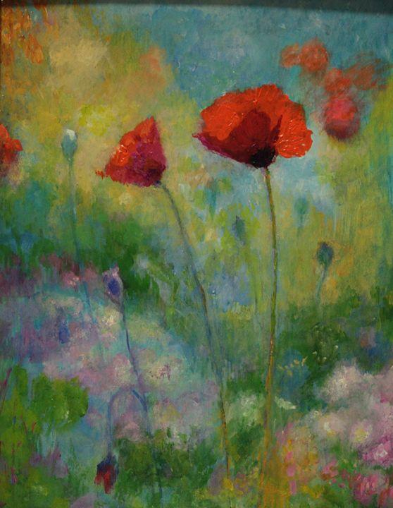 Poppies - Art Device