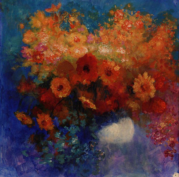 Evening flowers - Art Device