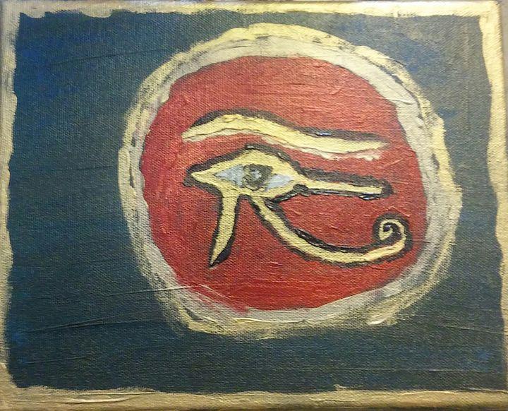 Eye of horus - Eyeinthestar