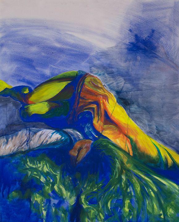 blue dreams II - ULLI