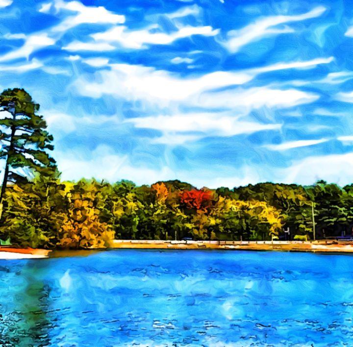 Autumn Lake - Pushing Forward Productions