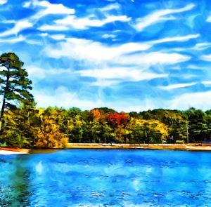 Autumn Lake - Pushing Forward Films