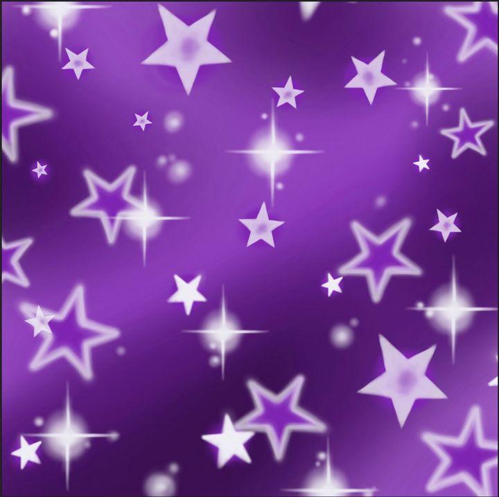 StarsPurple - Hi-PRESS illustrations