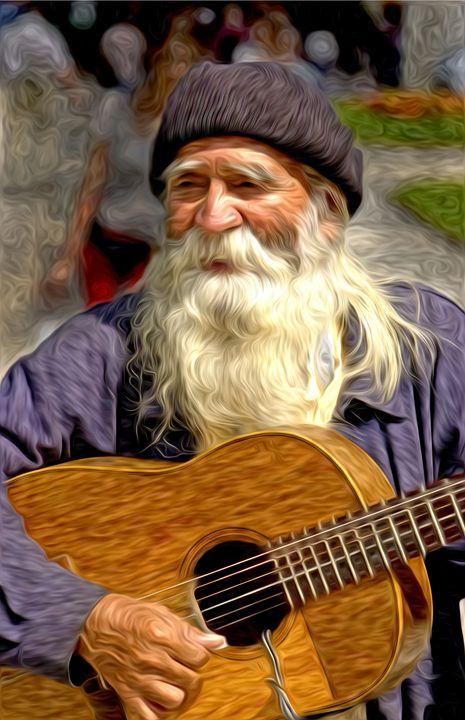 Old Man - Larry Mulvehill