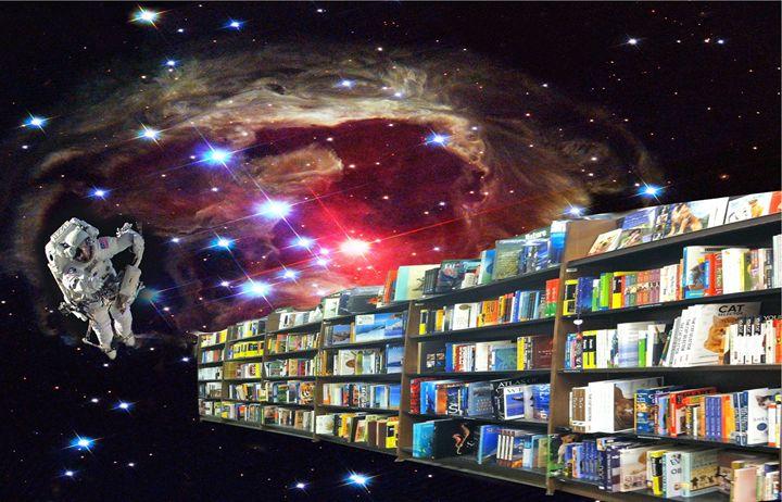 Science Ficting Reading - Larry Mulvehill
