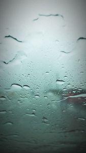 Rainy Blur by Nettie M