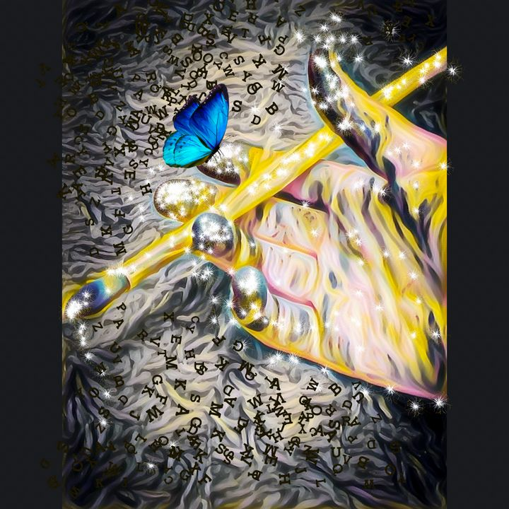 Creativity flow - BlazingBlu Arts & Photography