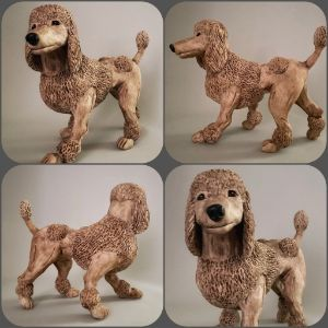 Miss Priss - The Poodle - A Heart and Soul Concept & Design Studio