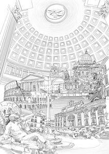 City impression_ Rome