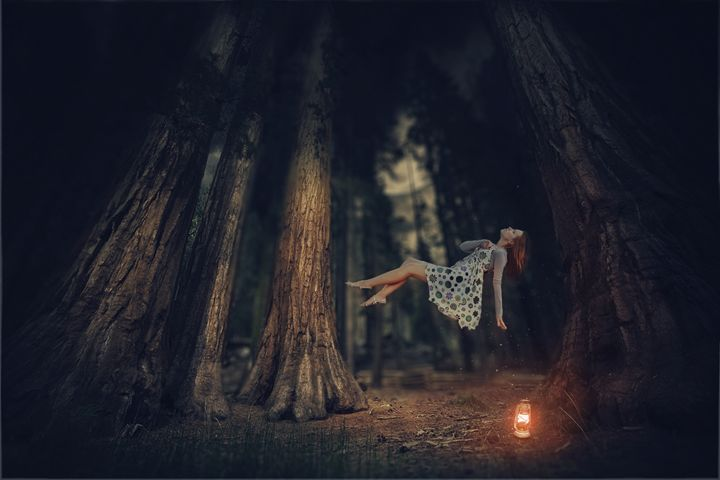Dark Night Fairy - iamsanthoshh
