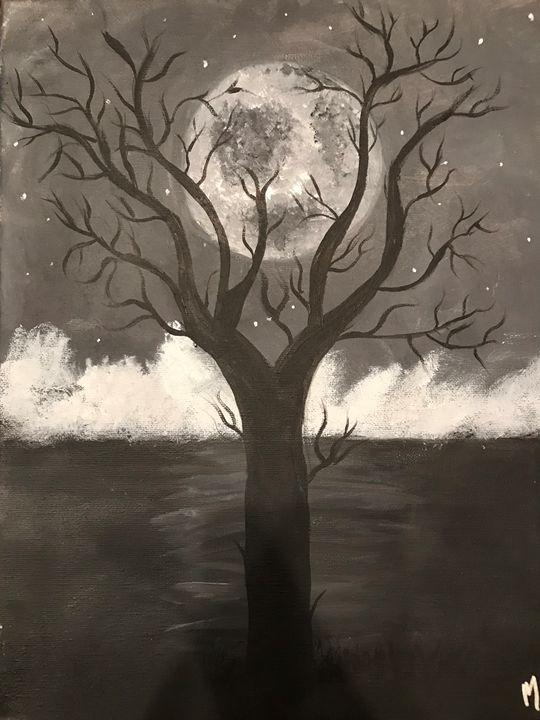 Lonesome - Velvet Moon Gallery