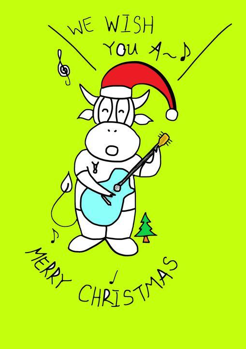 We Wish You A Merry Christmas - YSKaw