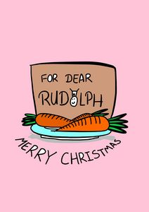 Carrots for Rudolph
