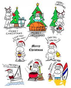 Australian Christmas Celebration