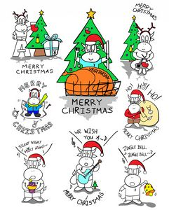 Winter Christmas Celebration