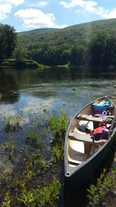 A Day on the river Delaware