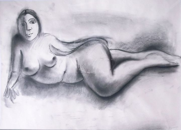 life drawing - woz