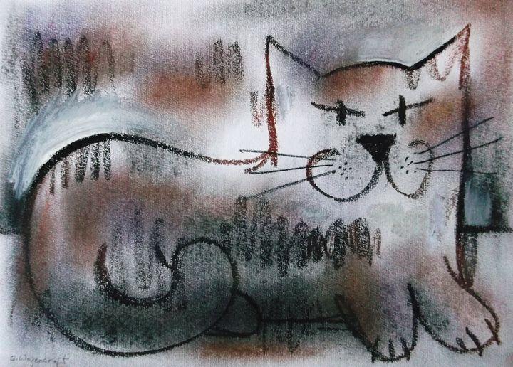 cat - woz