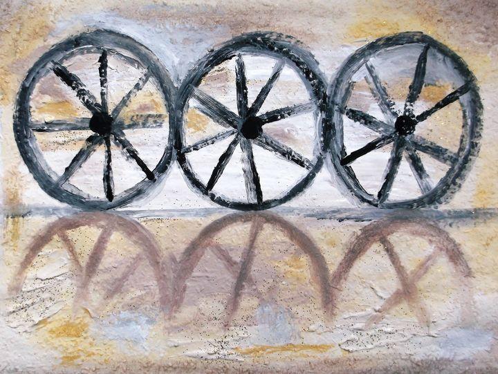 3 wheels - woz