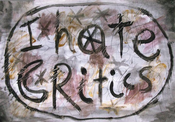 I HATE CRITICS - woz