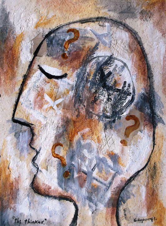 the thinker - woz