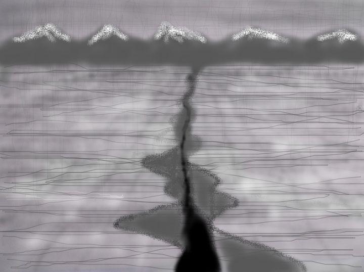 frozen lake - woz